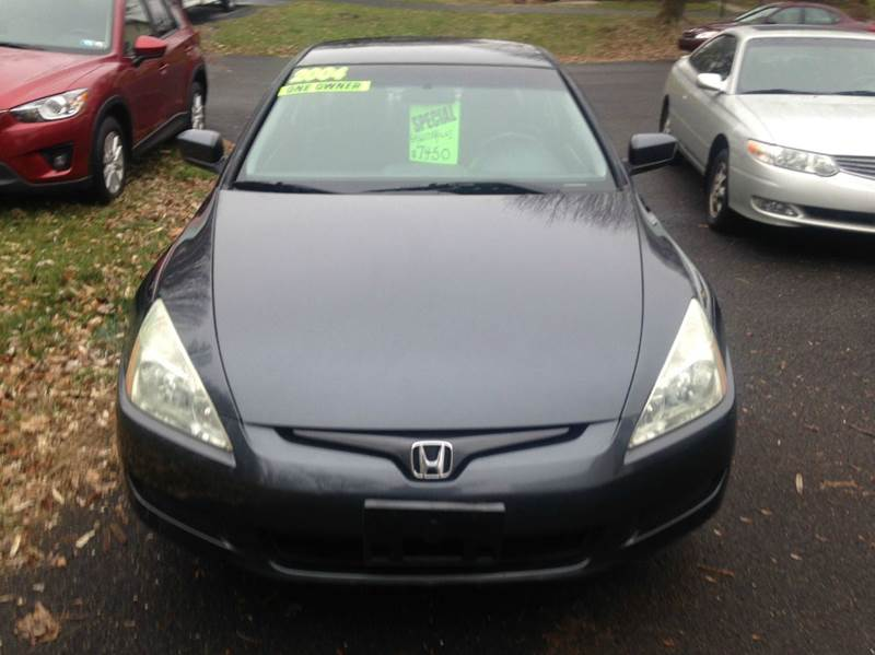 2004 honda accord lx 2dr coupe in green lane pa. Black Bedroom Furniture Sets. Home Design Ideas
