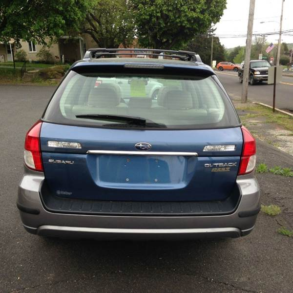 2008 Subaru Outback Transmission: 2008 Subaru Outback AWD 2.5i Limited 4dr Wagon 4A W/VDC In