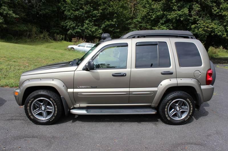 2007 jeep liberty renegade in green lane pa shellaway auto sales llc. Black Bedroom Furniture Sets. Home Design Ideas