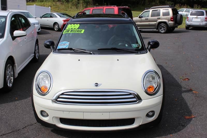2009 mini cooper clubman 3dr wagon in green lane pa shellaway auto sales llc. Black Bedroom Furniture Sets. Home Design Ideas