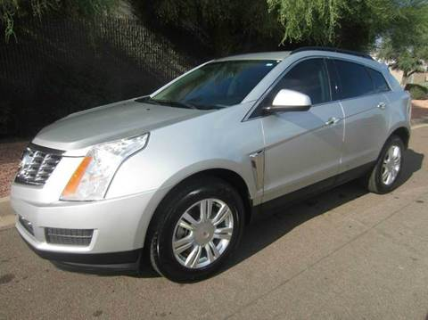2013 Cadillac SRX for sale in Tempe, AZ