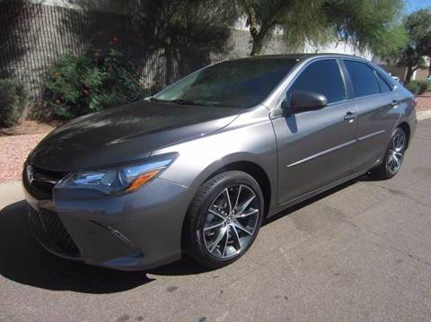 2017 Toyota Camry for sale in Tempe, AZ