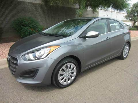 2017 Hyundai Elantra GT for sale in Tempe, AZ