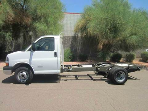 2014 Chevrolet Express Cutaway for sale in Tempe, AZ