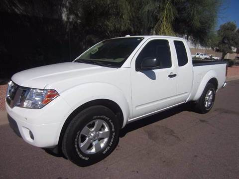 2013 Nissan Frontier for sale in Tempe, AZ