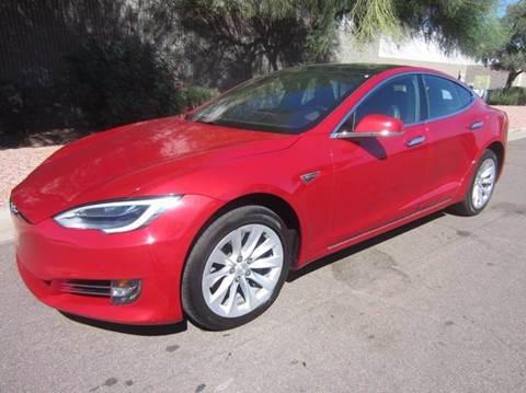 2016 Tesla Model S for sale in Tempe, AZ