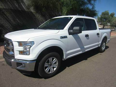 2016 Ford F-150 for sale in Tempe, AZ