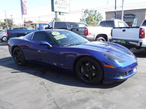 2007 Chevrolet Corvette for sale in Hilmar, CA