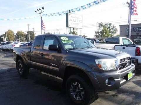 2011 Toyota Tacoma for sale in Hilmar, CA