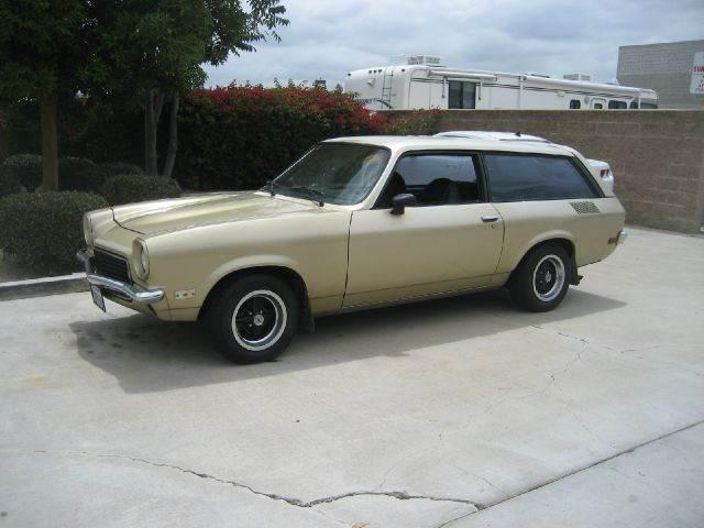 1973 Chevrolet Vega