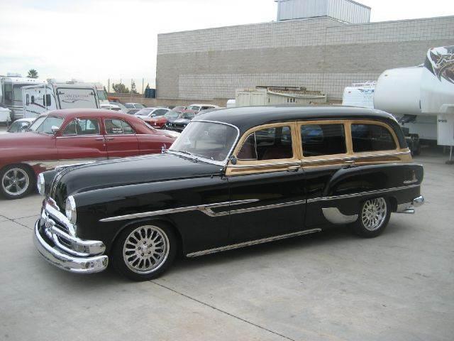 1953 Pontiac Chieftain Woody Wagon