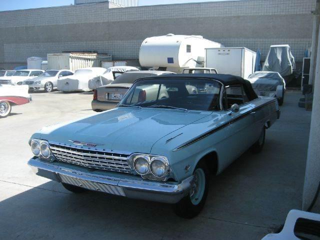 1962 Chevrolet Impala Convertible 409