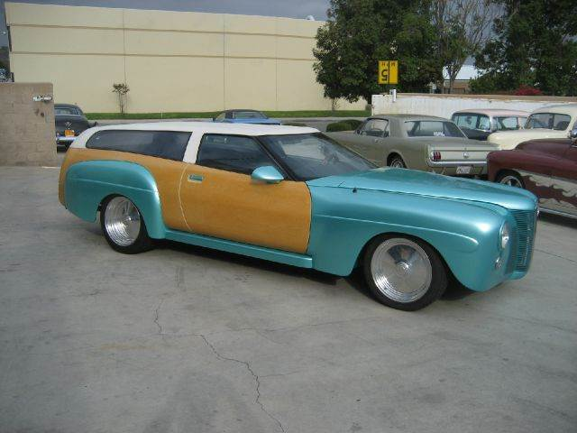 1947 Ford Woody Custom