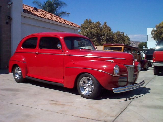 Used cars brea classic cars for sale la habra fullerton for 1941 ford 4 door
