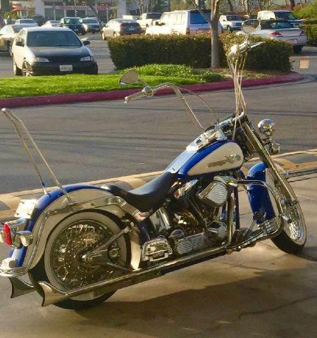 1998 Harley-Davidson Heritage Softail