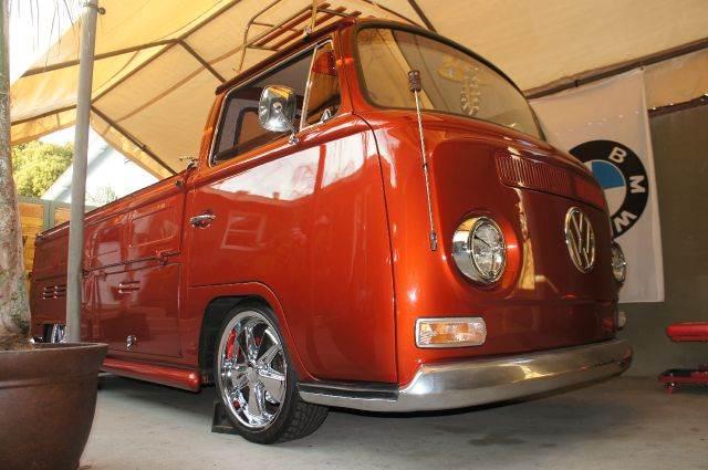 1969 Volkswagen Bus