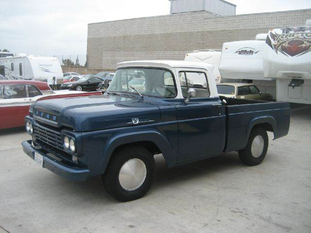 1959 Ford F-100 Pick Up