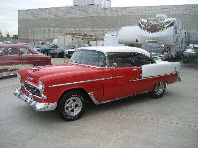 1955 Chevrolet Bel Air 2 Door Hard Top