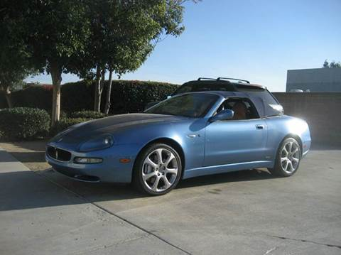 2004 Maserati Spyder for sale in Brea, CA