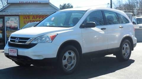 2010 Honda CR-V for sale in Palmyra, NJ