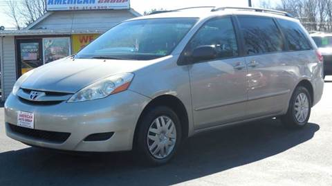 2006 Toyota Sienna for sale in Palmyra, NJ