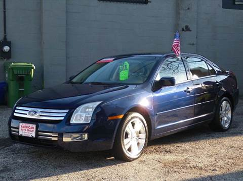 2007 Ford Fusion for sale in Palmyra, NJ