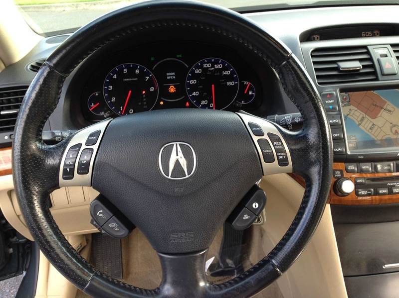 2006 Acura TSX 4dr Sedan w/Navigation System - Portland OR