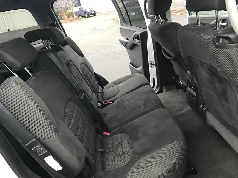 2008 Nissan Pathfinder 4x4 SE 4dr SUV - Portland OR