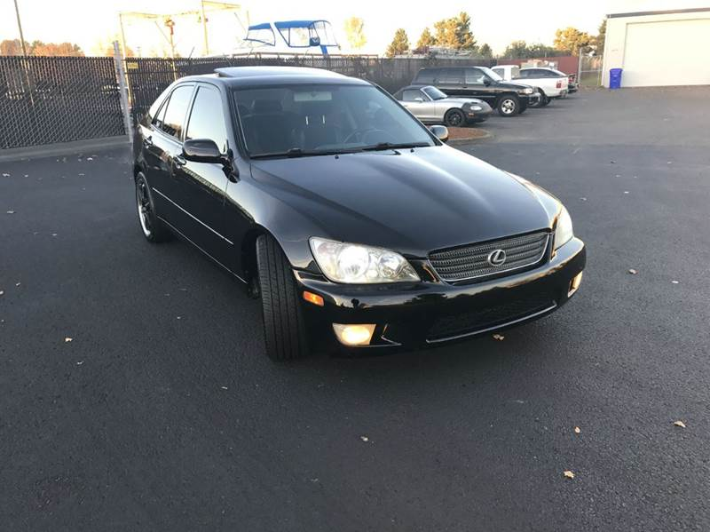 2001 Lexus IS 300 4dr Sedan - Portland OR