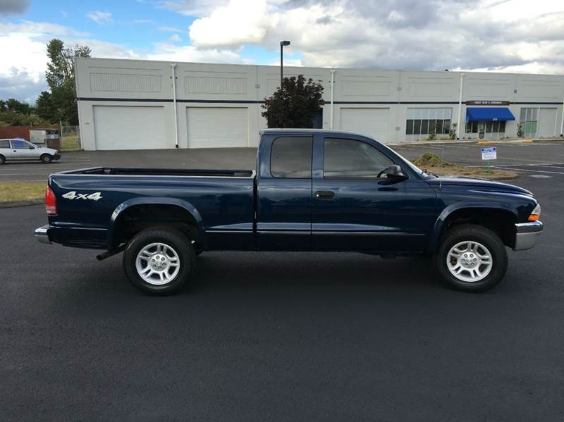 2003 Dodge Dakota 2dr Club Cab SLT Plus 4WD SB - Portland OR