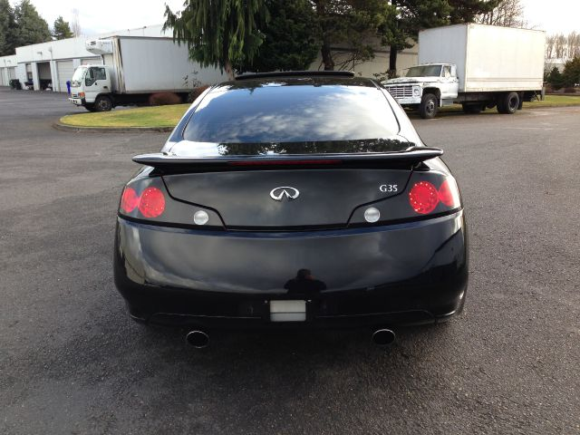 2004 Infiniti G35 Coupe with Leather and 6MT - Portland OR
