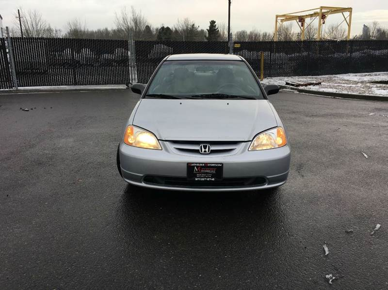 2002 Honda Civic LX 2dr Coupe - Portland OR