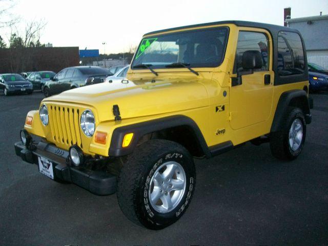 2004 jeep wrangler x 4wd 2dr suv for sale in wakefield nashua foxboro northeast auto gallery. Black Bedroom Furniture Sets. Home Design Ideas