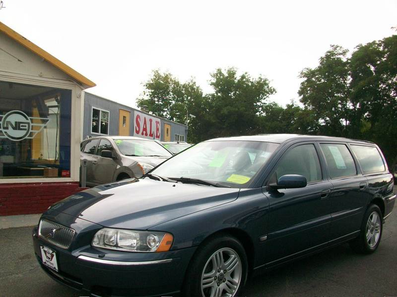 2006 volvo v70 2 5t 4dr wagon in wakefield ma northeast auto gallery. Black Bedroom Furniture Sets. Home Design Ideas