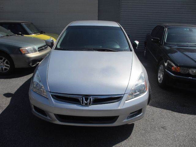 2007 Honda Accord for sale in UNIONDALE NY