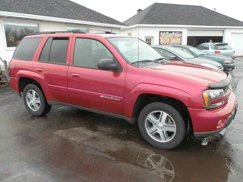 2004 Chevrolet TrailBlazer for sale in Spencer, WI