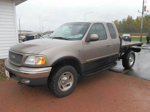 2001 Ford F-150 for sale in Spencer, WI