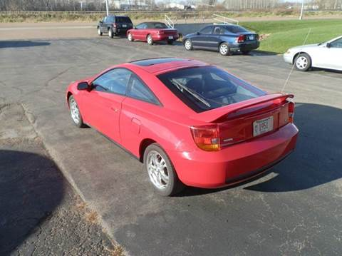 2000 Toyota Celica for sale in Spencer, WI