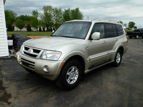 2003 Mitsubishi Montero for sale in Spencer, WI