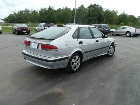 2002 Saab 9-3 for sale in Spencer, WI