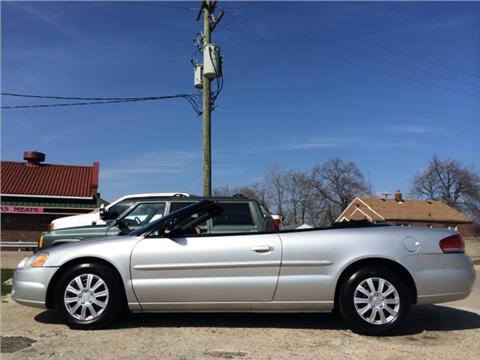 2006 Chrysler Sebring for sale in Eastpointe, MI