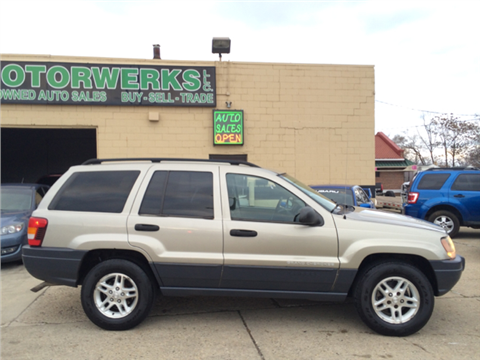 2003 Jeep Grand Cherokee for sale in Eastpointe, MI