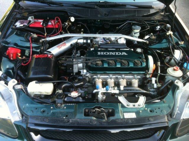 how to change catalytic converter 2000 honda civic