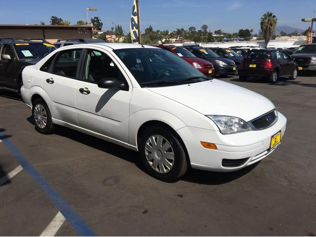 2007 ford focus zx4 s 4dr sedan in la mesa ca quality. Black Bedroom Furniture Sets. Home Design Ideas