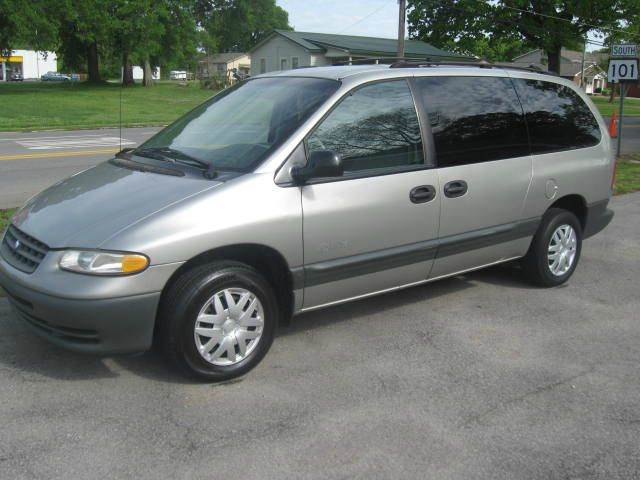 1997 Plymouth Grand Voyager