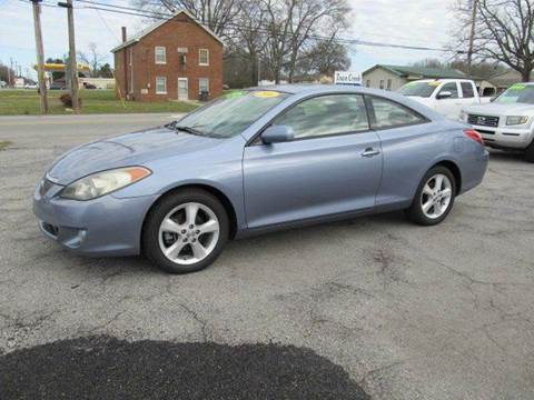 2006 Toyota Camry Solara for sale in Town Creek, AL