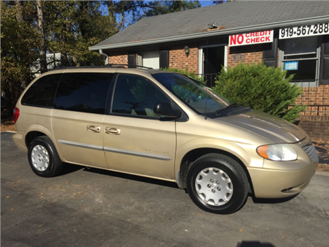 2001 Chrysler Voyager for sale in Fuquay Varina, NC