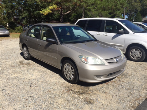 2004 Honda Civic for sale in Fuquay Varina, NC