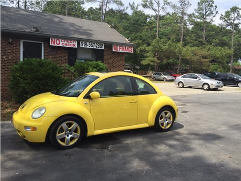 2002 Volkswagen New Beetle for sale in Fuquay Varina, NC