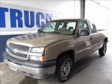 2004 Chevrolet Silverado 1500 for sale in Tacoma, WA